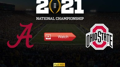 Photo of How to watch the College Football Playoff National Championship on Monday via live online stream