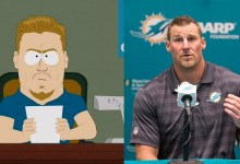 Photo of Detroit Lions NEW coach Dan Campbell looks just like a 'South Park' character, PC Principal