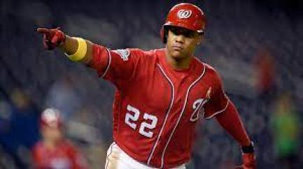 Nationals place Juan Soto on 10-day IL with strained left shoulder