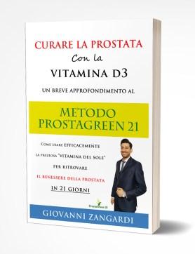 vitamina d per la prostata