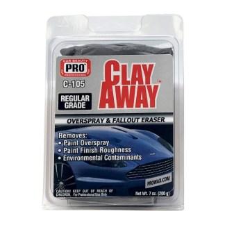 CLAY AWAY™ OVERSPRAY & FALLOUT ERASER REGULAR GRADE