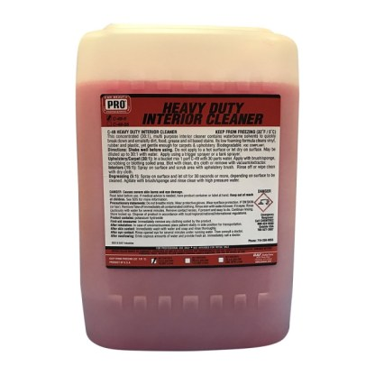 HEAVY DUTY INTERIOR CLEANER (5GAL)