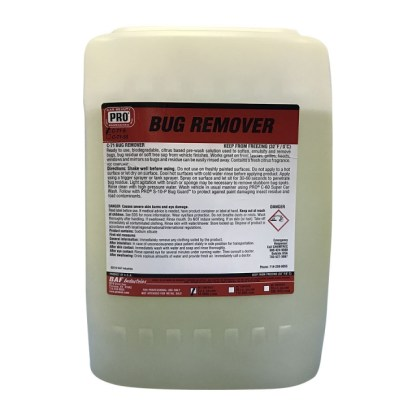 BUG REMOVER (5GAL)