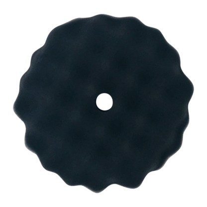 "8.5"" ELIMINATOR™ (curved waffle polishing pad)"