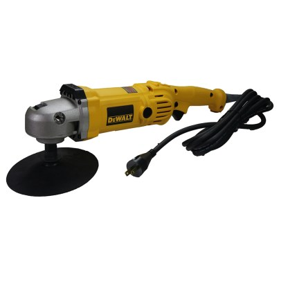 "DEWALT DWP849 7""/9"" ELECTRONIC VARIABLE POLISHER, 12 AMP"