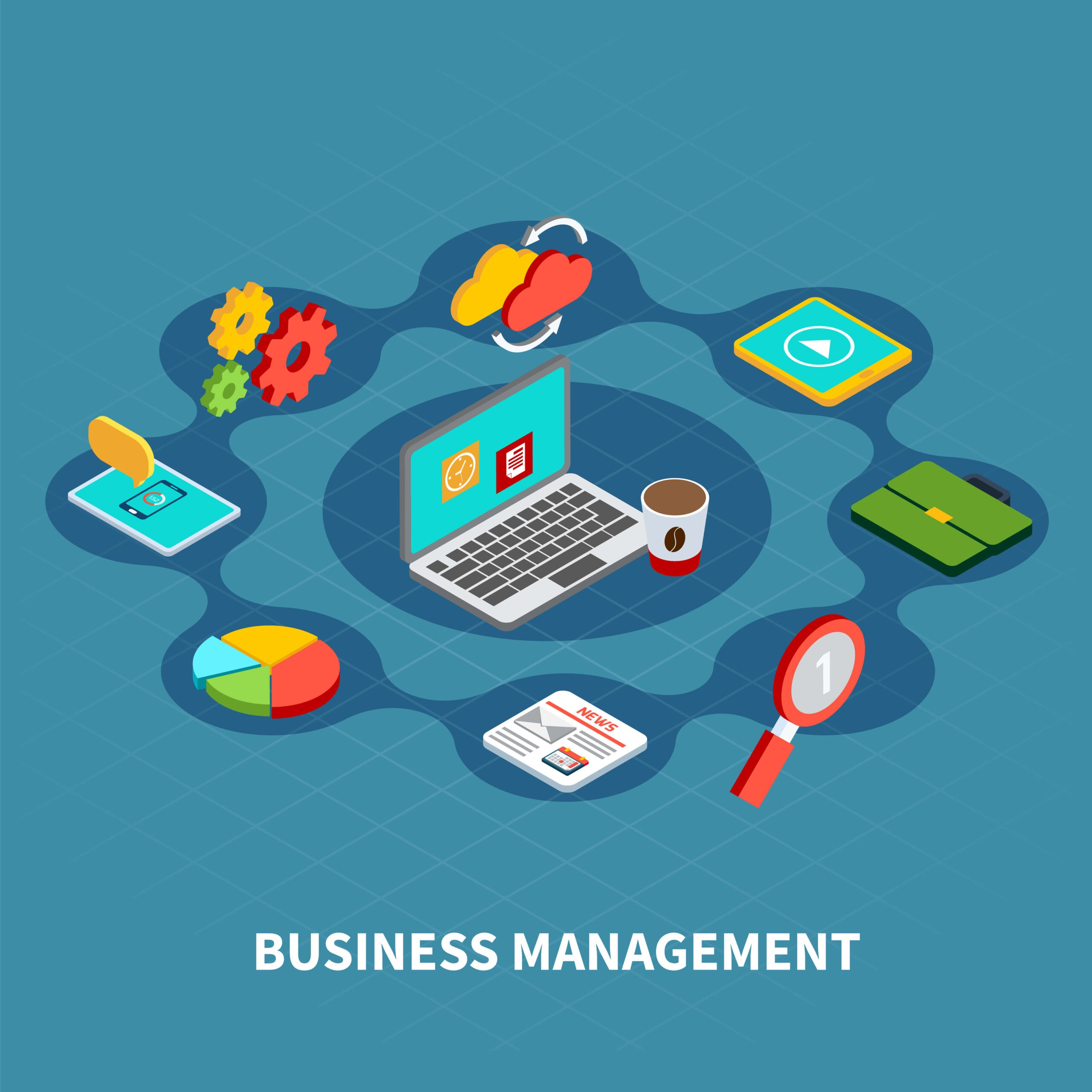 Cloud Business Management Software