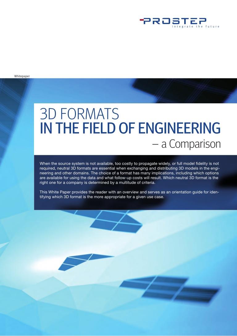 3D Formats