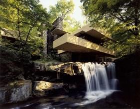 Fallingwater, Frank Lloyd Wright
