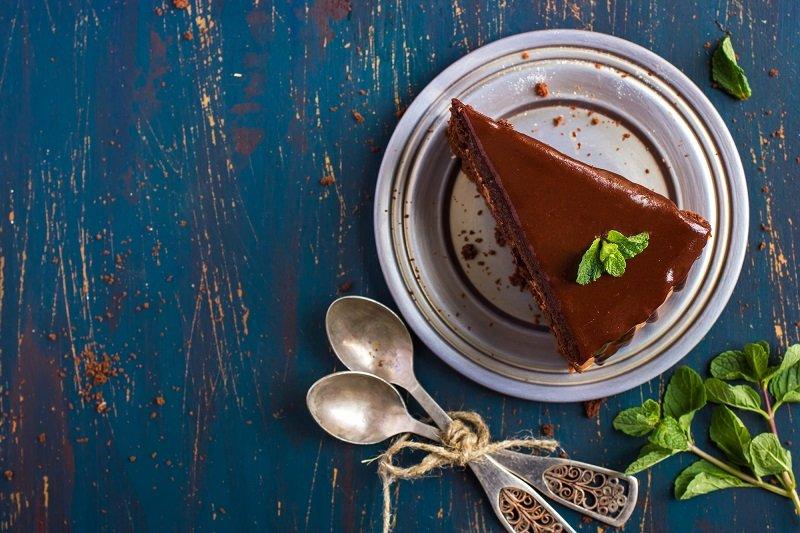 Рецепт шоколадного десерту без випічки