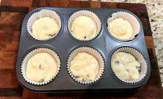 Як приготувати прості кекси з сиром