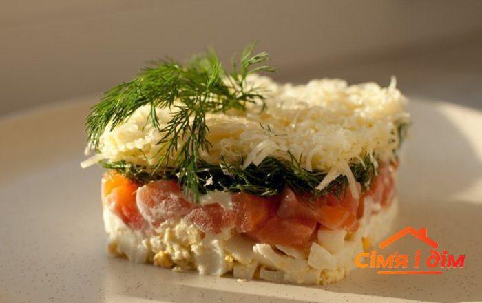 Цікаві салати до святкового столу. 6 вдалих рецептів
