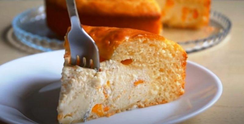 Готова випікати його кожний день: незрівнянний пиріг-десерт. Так просто і так смачно