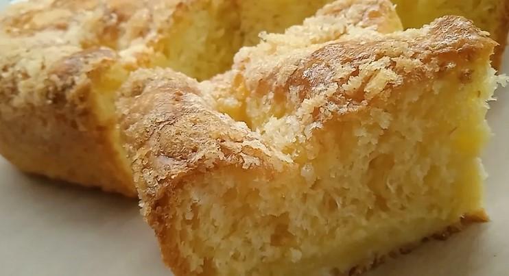 Мій улюблений цукровий пиріг: немов із заварним кремом усередині
