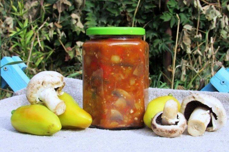 20 рецептів дуже смачних заготовок з болгарського перцю на зиму