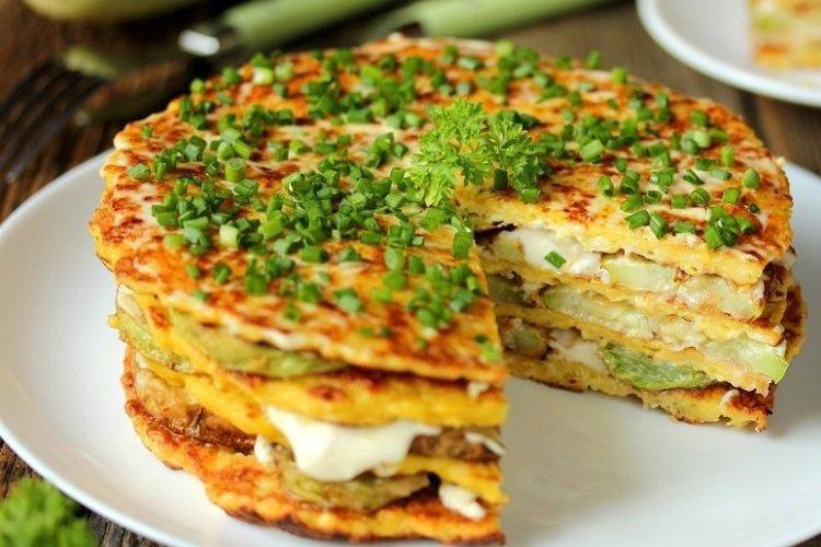 15 рецептів кабачковий тортів, які варто приготувати зараз