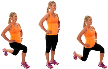 Самые эффективные упражнения для похудения бедер и ягодиц