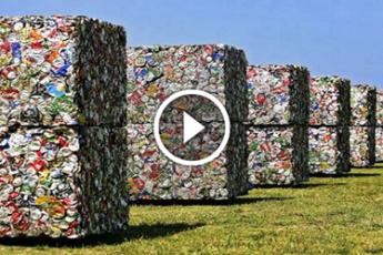 Японцы из отходов делают целые острова. Эта идея должна распространиться по всему миру!