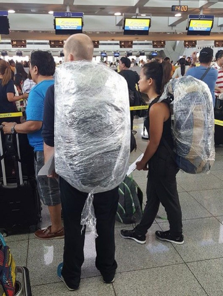 Туристы, будьте осторожны! Новый вид мошенничества в аэропортах!