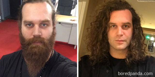 С бородой или без? Вот в чем вопрос! Мужчины спрашивают совета женщин