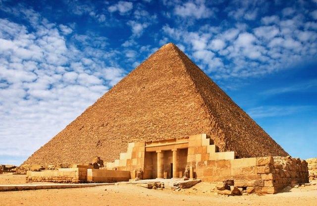 Внимание, нам 4500 лет врали! Вся правда о пирамиде Хеопса!