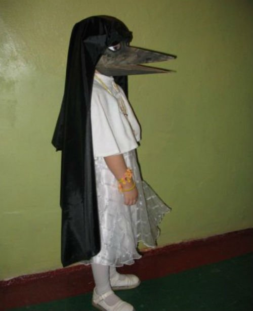 15 странных детских костюмов, за которые ребятишки долго будут мстить своим родителям