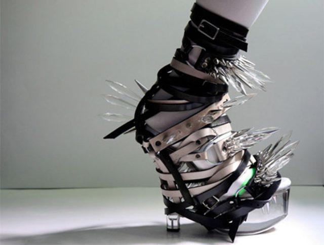 Красота убивает: 19 абсолютно неотразимых дизайнов обуви