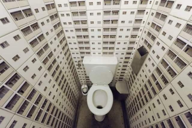 15 дизайнерских решений для туалетов, которые поразят вас своей оригинальностью