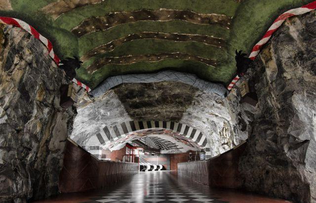 10 красивейших станций метрополитена в мире