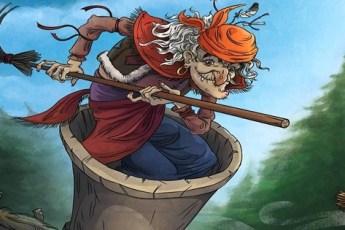 Сказочный гороскоп. Я — Баба-Яга! А Вы кто?