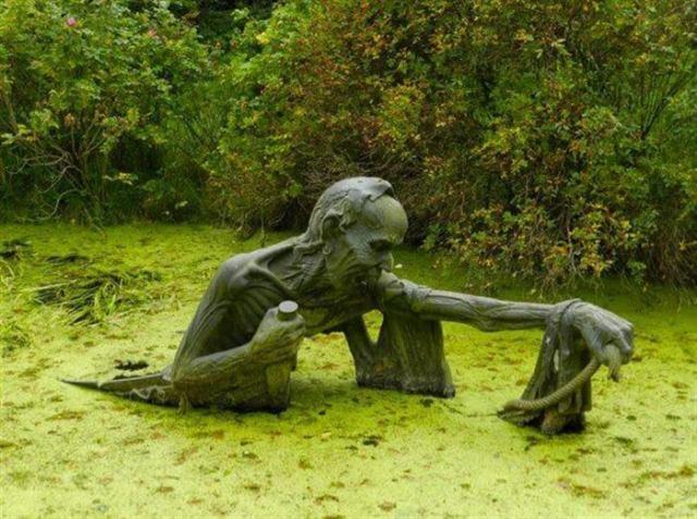 23 самые невероятные скульптуры, которые только можно встретить