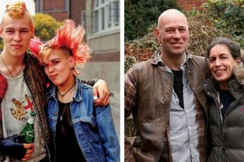 Фотограф решил повторить свои снимки спустя 30 лет, разыскав людей которые ему позировали
