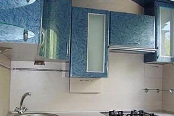 Удачный дизайн для маленькой кухни в хрущевке