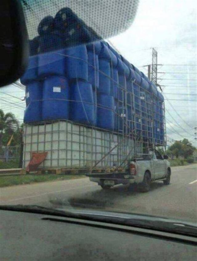 В своей машине можно перевезти все что угодно
