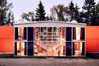 Из обычных контейнеров могут получиться вот такие офигенные дома!