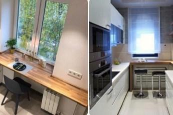 17 классных решений для 6 м², которые помогут грамотно обустроить малогабаритную кухню