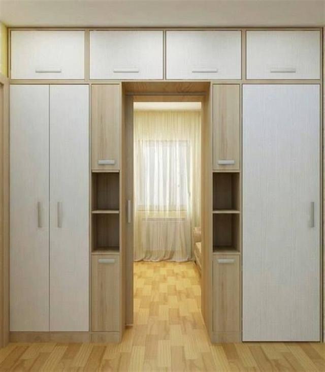 Интересные и полезные идеи, где и как разместить шкафы если у вас очень мало места