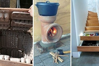 Отличные идеи для дома и дачи, которые можно взять на вооружение