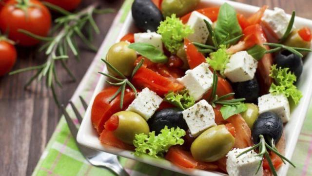 5 крутых салатов без майонеза