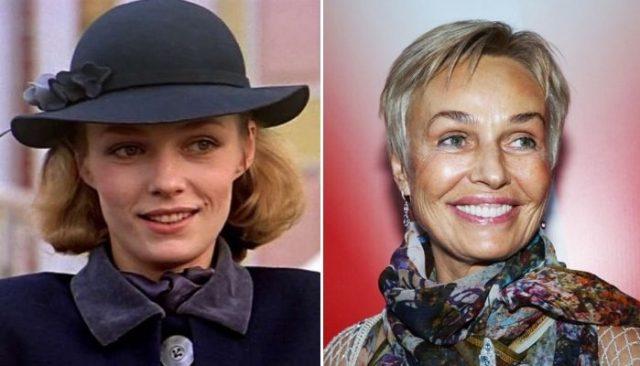 Культовые советские актрисы 1980-х в молодости