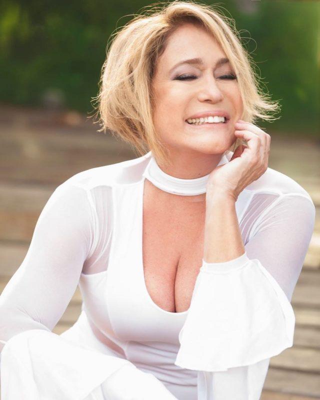Известной бразильской актрисе 75 лет, но выглядит она на 40