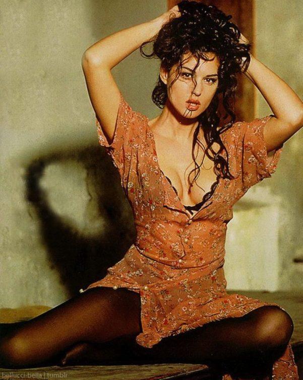 18 фото, доказывающих, что Моника Беллуччи самая красивая женщина в мире