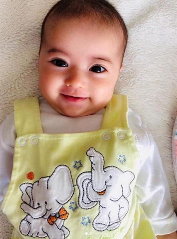 Мама из Малайзии, а папа из Швеции — у них очень красивые дочки