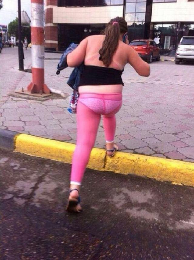 Уличная мода, которая вас точно не оставит равнодушным