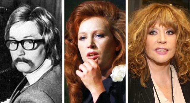 Как сильно изменились отечественные знаменитости с начала карьеры