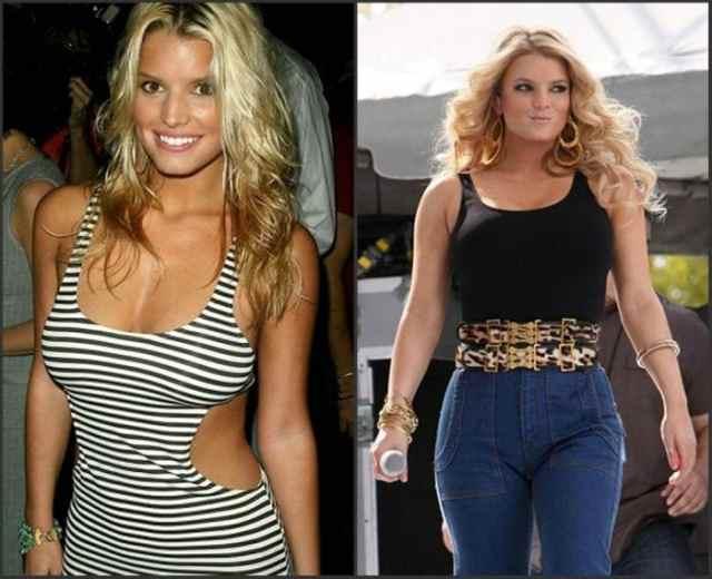 15 знаменитостей, которые проиграли войну с лишним весом