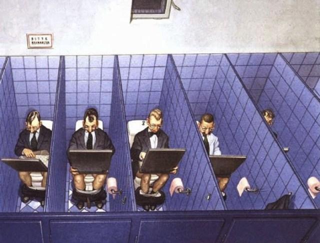 Провокационные карикатуры Герхарда Хадерера, который видит наш мир насквозь