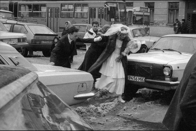 Ностальгические фото советских свадеб, какими они были в прошедшей эпохе