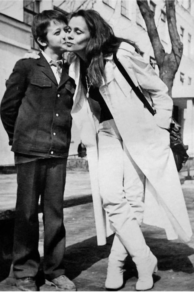 Уникальные фото советских знаменитостей, которые не были опубликованы ранее