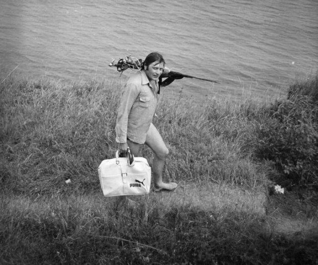 Редкие фото советских знаменитостей, которые вы точно не видели