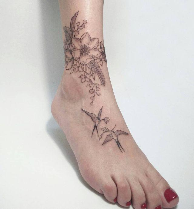3 места на теле, на которых нельзя делать татуировку